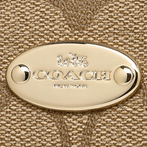 코치 핸드백 COACH F64234 IMBDX 카키브라운