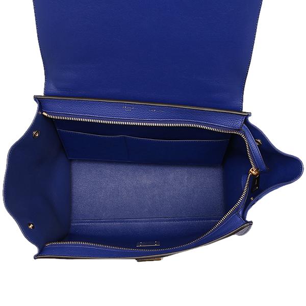 셀린느 CELINE 가방 숄더백 셀린느 가방 CELINE 174683 MDB 07 IN SMALL TRAPEZE 숄더백 INDIGO