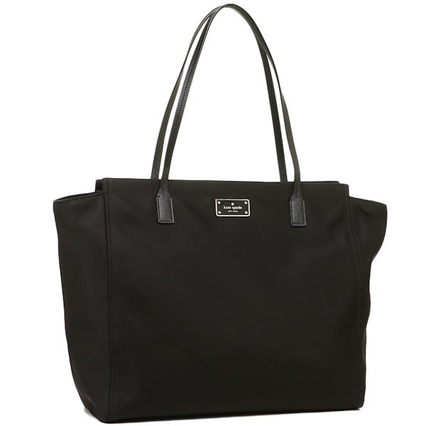 Kate Spade Tote Bag Outlet Wkru3526 001 Lady S Black