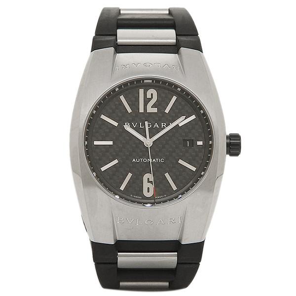 brand shop axes rakuten global market bulgari bvlgari watch bulgari bvlgari watch watches mens bvlgari bulgari ergon automatic rubber black amp silver carbon