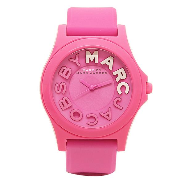 标记经由标记雅各布MARC BY MARC JACOBS钟表手表标记经由标记雅各布钟表MARC BY MARC JACOBS MBM4023 SLOANE斯龙手表表粉红