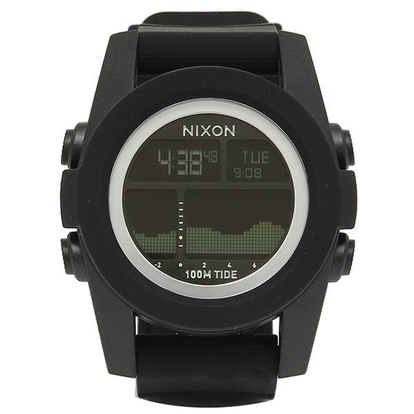brand shop axes rakuten global market nixon watches mens womens nixon watches mens womens nixon a282000 the unit tide unit tide watch watch black