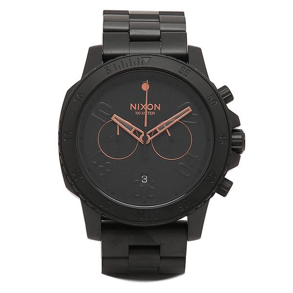 brand shop axes rakuten global market nixon watches mens nixon nixon watches mens nixon a549957 the ranger chrono range chrono watch watch black