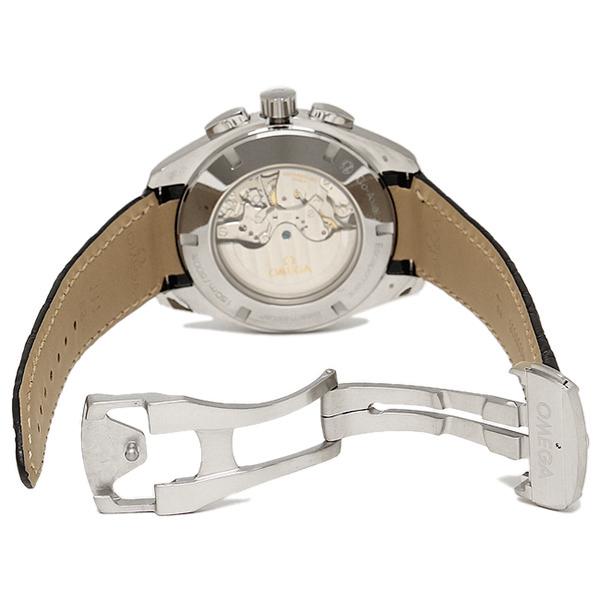 오메가 시계 맨즈 OMEGA 231.53. 44.50. 01.001 시마스타아크아테라 손목시계 워치 실버/블랙