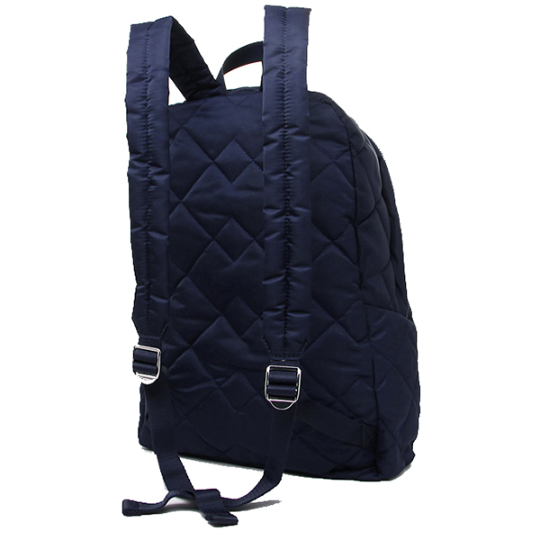 Marc by Marc Jacobs bags MARC BY MARC JACOBS M0005324 484 CROSBY QUILT NYLON BACKPACK rucksack backpack INDIA INK