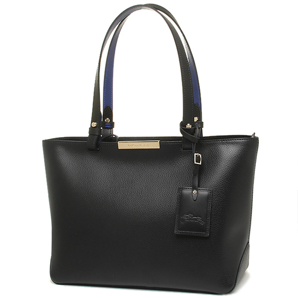 출장 가방 LONGCHAMP 1288 921 001 LE FOULONNE CITY SHOULDER BAG S 토트 BLACK