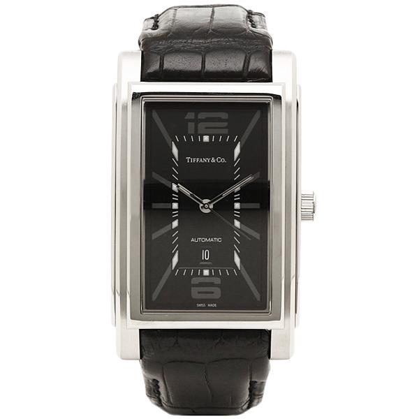 【期間限定ポイント5倍】【返品OK】ティファニー TIFFANY & Co 時計 腕時計 メンズ ティファニー 時計 メンズ TIFFANY&Co Z00316810A10A70A 自動巻 GRAND 腕時計 ウォッチ ブラック