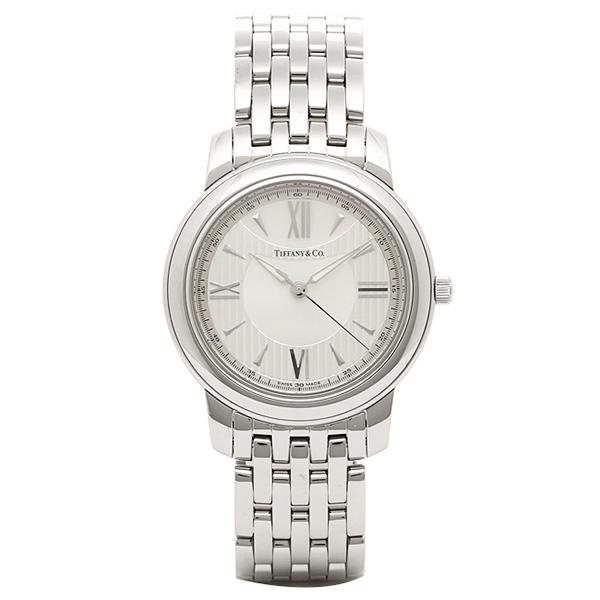 ティファニー TIFFANY & Co 時計 腕時計 メンズ ティファニー 時計 レディース/メンズ TIFFANY&Co Z00461710A91A00A MARK 腕時計 ウォッチ シルバー/ホワイトパール