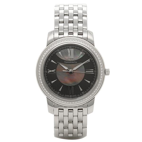 【期間限定ポイント10倍】ティファニー TIFFANY & Co 時計 腕時計 メンズ ティファニー 時計 レディース/メンズ TIFFANY&Co Z00461710B90A00A MARK 腕時計 ウォッチ ブラック/ブラックパール