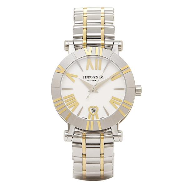 ティファニー TIFFANY & Co 時計 腕時計 ティファニー 時計 レディース TIFFANY&Co Z13006816A20A00A 自動巻 ATLAS アトラス 腕時計 ウォッチ ホワイト