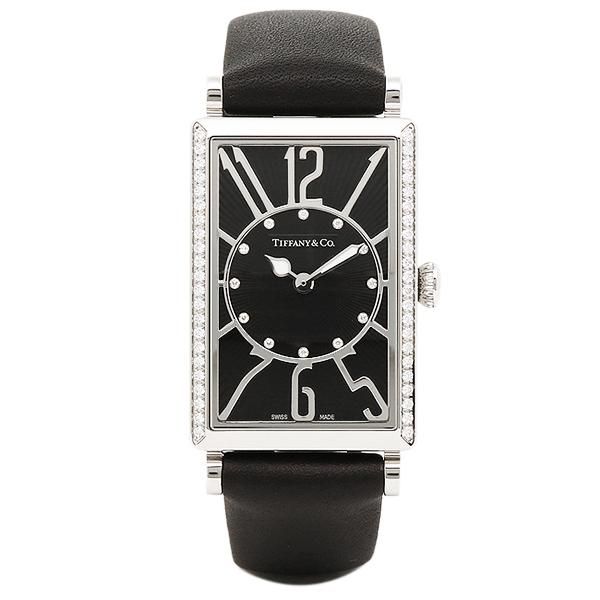 【期間限定ポイント5倍】ティファニー TIFFANY & Co 時計 腕時計 ティファニー 時計 レディース TIFFANY&Co Z30011010E10C68A GALLERY 腕時計 ウォッチ ブラック