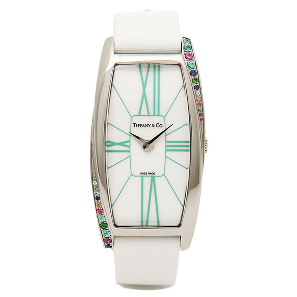ティファニー TIFFANY & Co 時計 腕時計 ティファニー 時計 レディース TIFFANY&Co Z64011010G29A48G GEMEA 腕時計 ウォッチ ホワイト