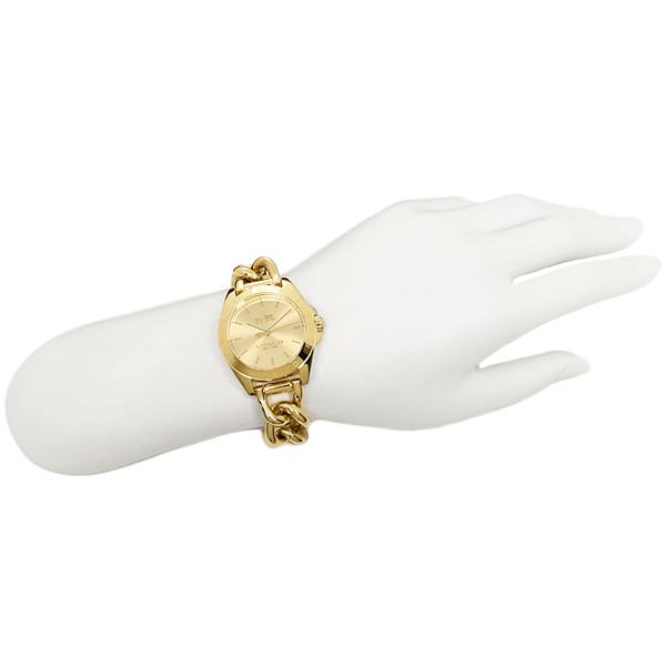 코치 손목시계 COACH 14502310 골드