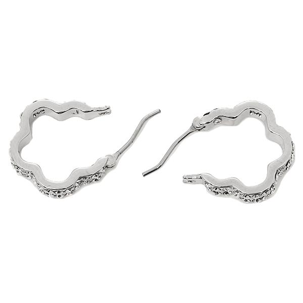 Marc by Marc Jacobs earrings MARC BY MARC JACOBS M0006475 985 DAISY WINDOW MINI HOOPS silver