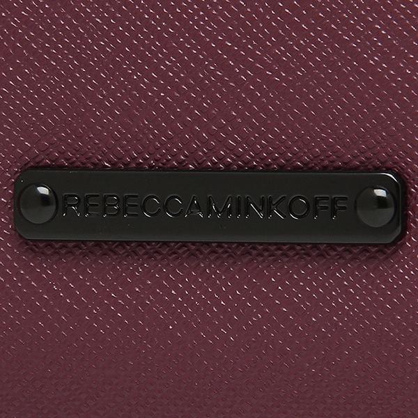 레벡카민코후밧그 REBECCA MINKOFF HF35MSSX10 612 SAFFIANO AVERY CROSSBODY 숄더백 PORT/BLACK
