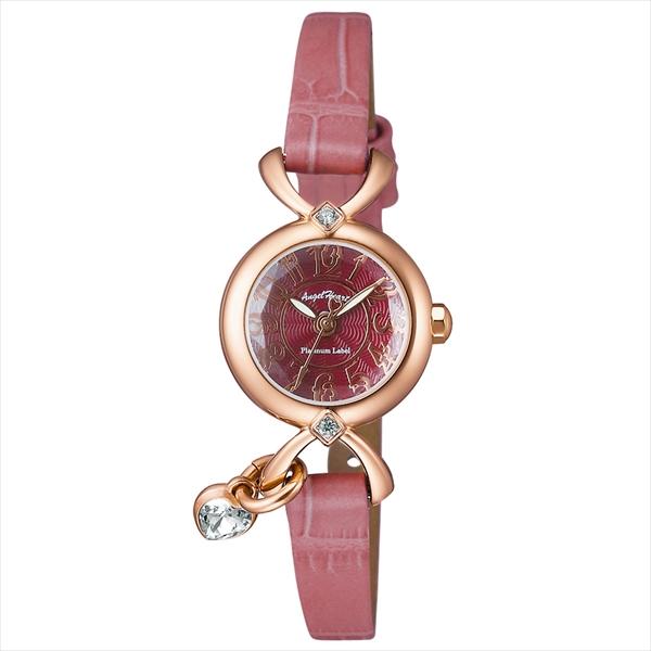【2時間限定ポイント10倍】エンジェルハート 時計 ANGEL HEART プラチナムレーベル 腕時計 ウォッチ ピンク ボルドー