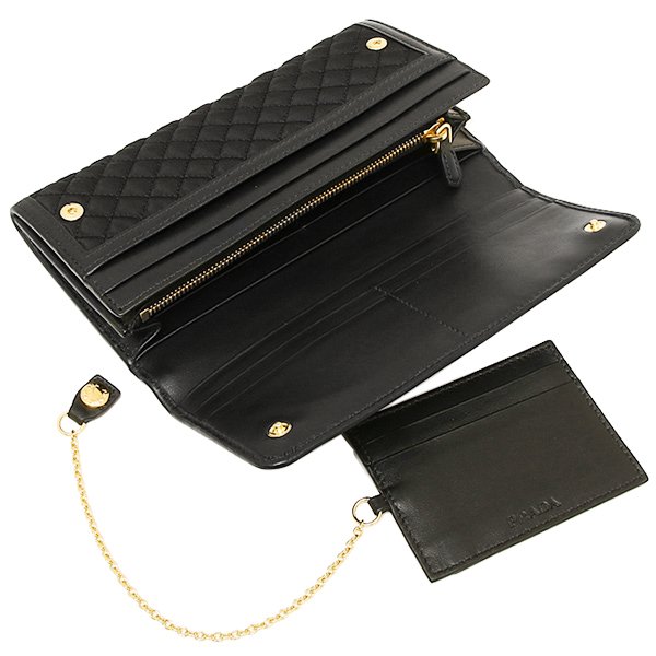 Prada Portafoglio Pattina Wallet 1m1132