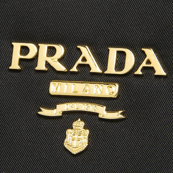 普拉达包PRADA BR4997 ZMY F0002 TESSUTO/SAFFIANO大手提包NERO