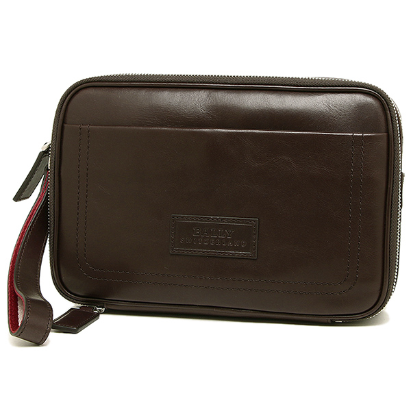 배리 가방 BALLY 6189927 261 TRAINSPOTTING THAMES 세컨드 가방 CHOCOLATE