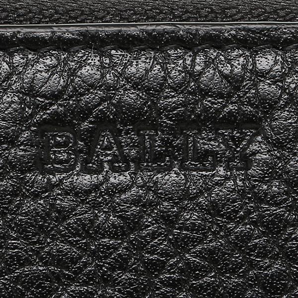배리 코인 케이스 BALLY 6202686 780 MILANO MEBIOT 동전 지갑 BLACK