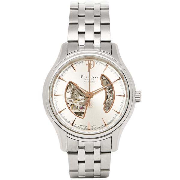 フルボデザイン 時計 メンズ Furbo design F5025SISS 腕時計 ウォッチ シルバー/シルバー