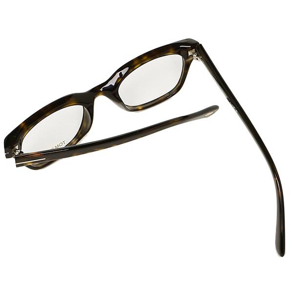 汤姆福特眼镜/眼镜TOM FORD 4240 052没镜片的眼镜BROWN MARBLE
