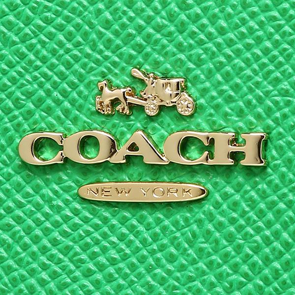 코치 가방 COACH 33996 LIGRN 크로스비미니캐리오르 2 WAY 가방 그린
