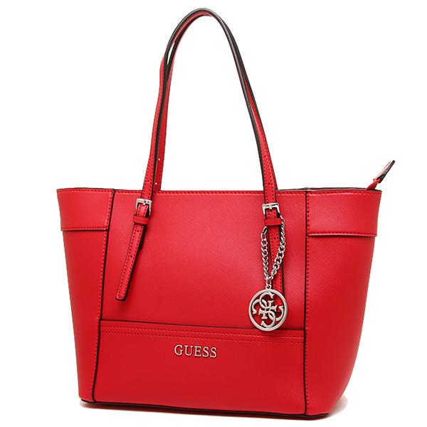 게스밧그 GUESS EY453522 DELANEY SMALL CLASSIC TOTE 토트 백 CNY RED