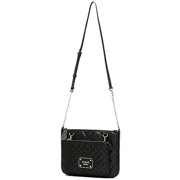 게스밧그 GUESS SG456214 OPHELIA 2 IN 1 XBODY TOP ZIP 숄더백 BLACK
