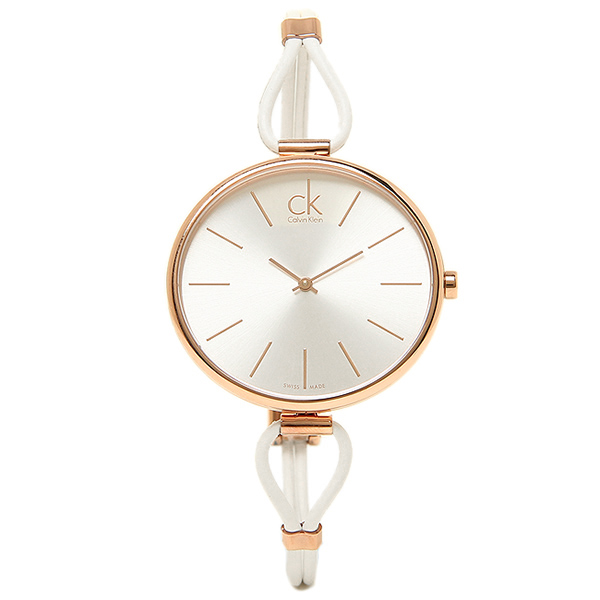 84f7a0ef3 Calvin Klein clock Lady s CALVIN KLEIN K3V236.L6 SELECTION selection watch  watch silver   pink ...