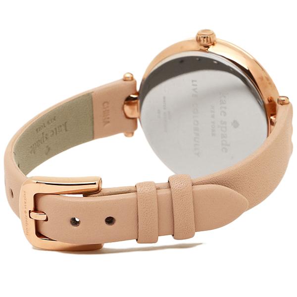케이트 스페이드 시계 KATE SPADE 1 YRU0812 HOLLAND 손목시계 워치 레이디스 핑크-골드/핑크