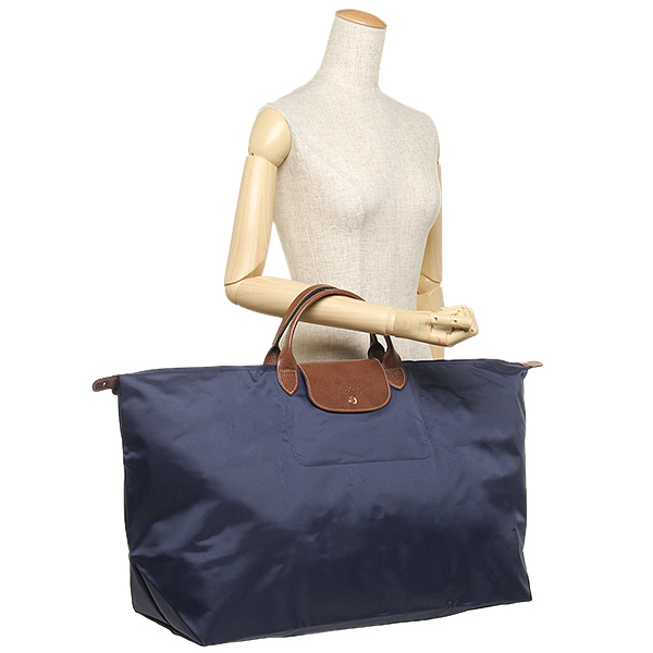 e8d57953aa69 ... Longchamp pliage bag LONGCHAMP 1625 089 556 LE PLIAGE TRAVEL BAG XL  handbags NAVY ...