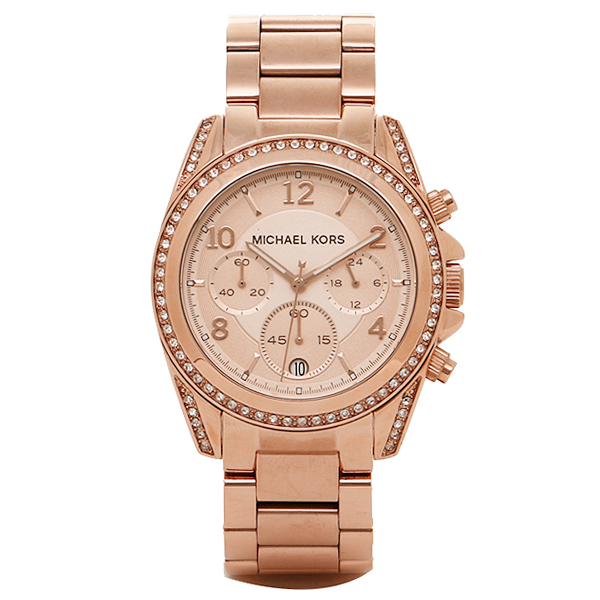 ab83741a9db6 Brand Shop AXES  Michael Kors watch Lady s MICHAEL KORS MK5263 Rose ...