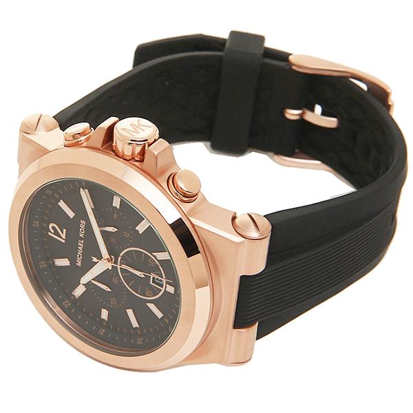 13649897d711 Brand Shop AXES  Michael Kors watch men MICHAEL KORS MK8184 black ...