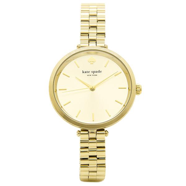 【6時間限定ポイント10倍】【返品OK】ケイトスペード 腕時計 レディース ゴールド 1YRU0858