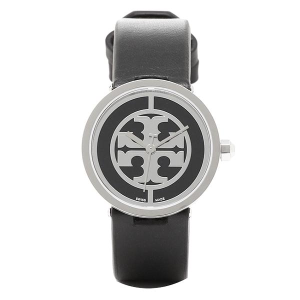 【4時間限定ポイント10倍】トリーバーチ 腕時計 TORY BURCH TRB4002 レディース シルバ-/ブラック/ブラック