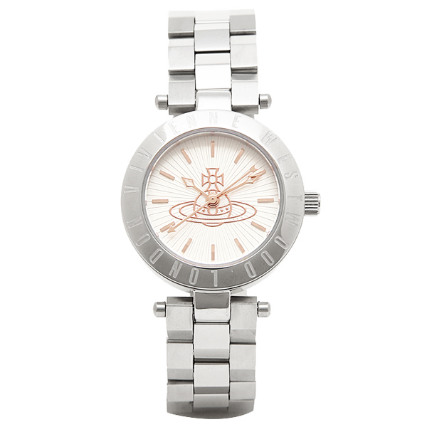 【返品OK】ヴィヴィアンウエストウッド 腕時計 レディース Vivienne Westwood VV092SL WESTBOURNE 時計/ウォッチ シルバー