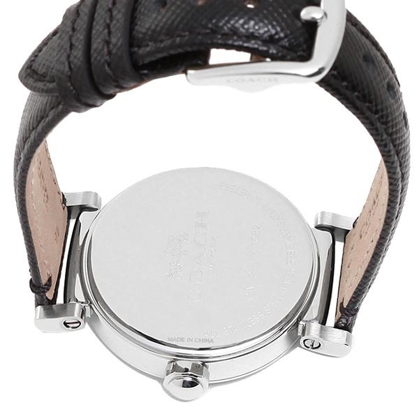 코치 손목시계 COACH 14502406 실버 블랙