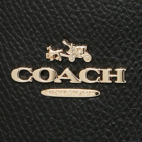 코치 가방 아울렛 COACH F36637 IMBLK 크로스 그레인 레더 스몰 크리스티 캬 리 올 토트 백 2 WAY 가방 블랙