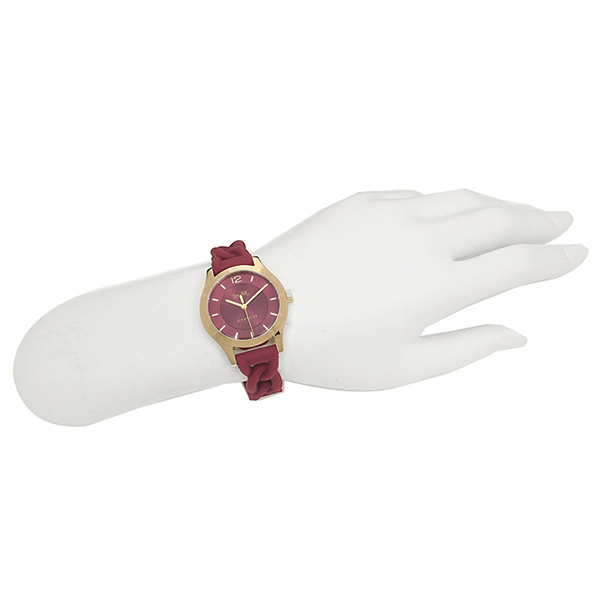 coach watch outlet wmwn  Coach watches outlet COACH W6043 BCY red gold