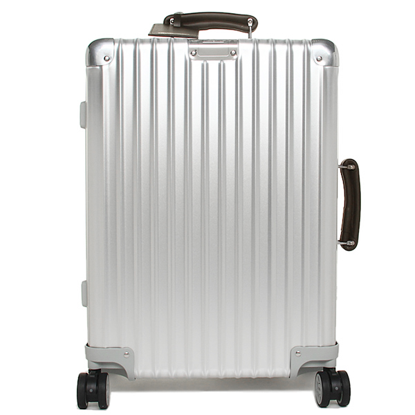 리모와스트케이스 RIMOWA 971.53. 00.4 CLASSIC FLIGHT 클래식 플라이트 55 CM 37 L 1~3박용 4륜 TSA 락 캬 리 케이스 SILVER