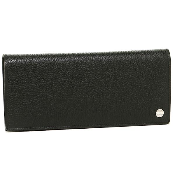 ダンヒル 財布 メンズ DUNHILL L2V310A BOSTON GL COAT WALLET 10CC 長財布 BLACK