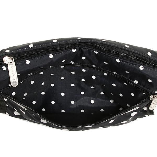 레스포트삭크밧그 LESPORTSAC 레이디스 7133 D819 SMALL SHOULDER BAG 숄더백 SUN MULTI BLACK