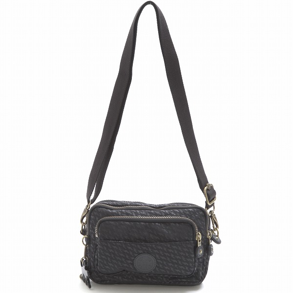 kipuringubaggu KIPLING K12837 L01 MULTIPLE BP 2way腰包女士PLOVER BLACK
