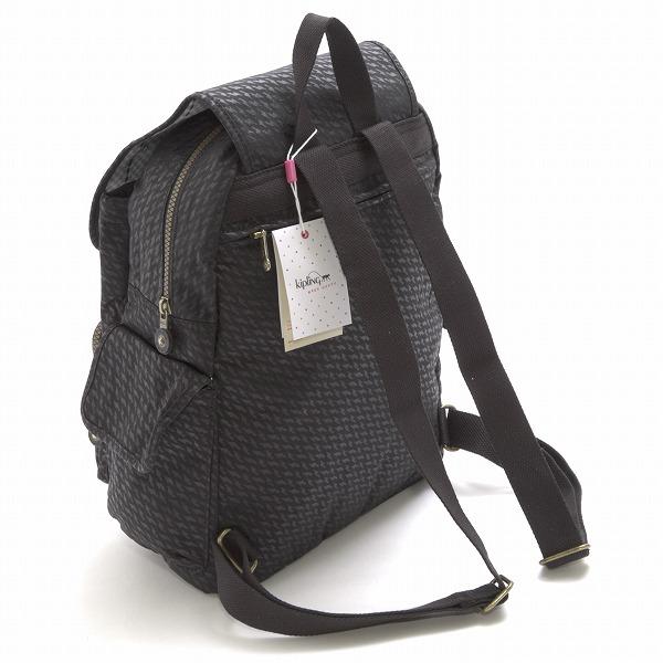 키프링밧그레디스 KIPLING K24681 L01 CITY PACK BP배낭 PLOVER BLACK