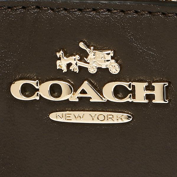 教练大手提包COACH F36424 IMC7C黄褐色/棕色