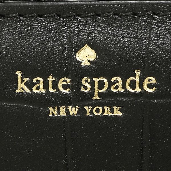 케이트 스페이드 지갑 아울렛 KATE SPADE WLRU2343 001 NEDA장 지갑 레이디스 BLACK