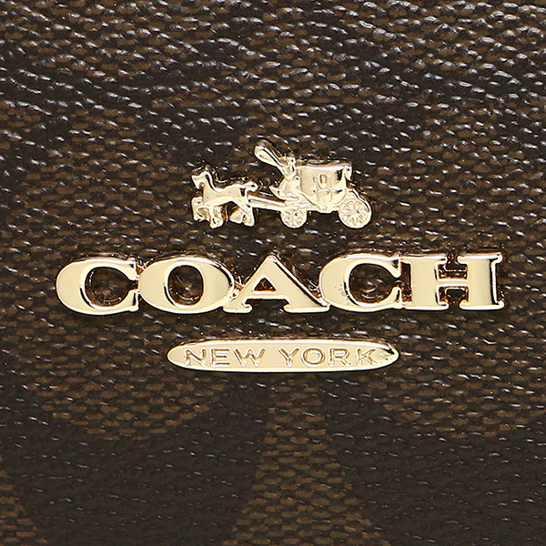 코치 COACH 가방 아울렛 F37233 시그네챠시에라삿체르쇼르다밧그브라운