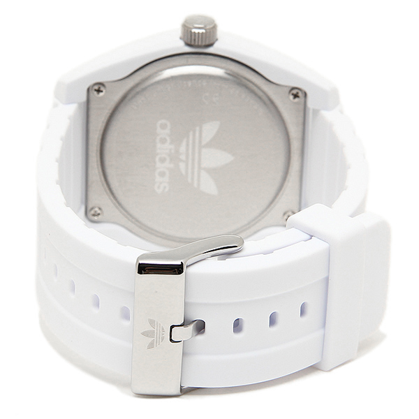 Adidas clock men ADIDAS 102486 SANTIAGO Santiago watch watch white