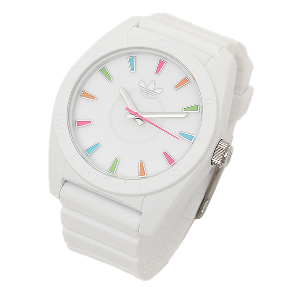adidas white watch